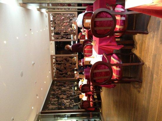 IBEROSTAR Grand Hotel Budapest : Restaurant