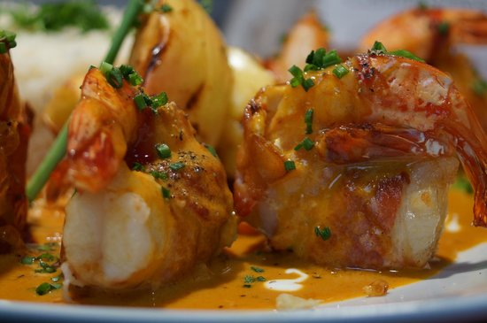 Zacatecas Mexican Grill & Tequila Lounge : Camarones Cozumel
