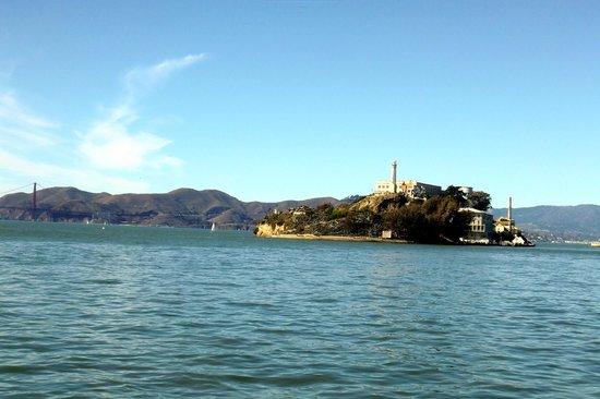 Île d'Alcatraz : Alcatraz !