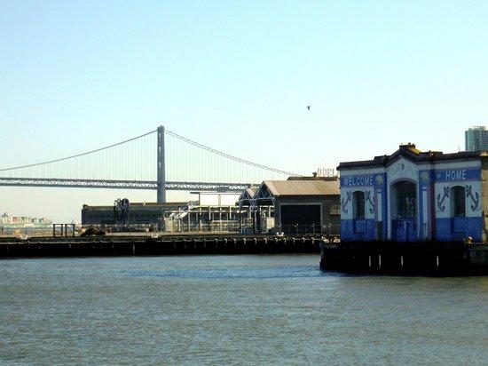 Île d'Alcatraz : Volviendo a SF