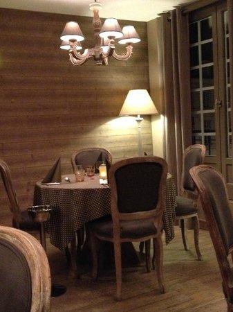 La Baraque a Boeuf : Petit salon - 2ème étage