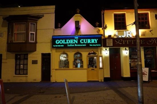 The Golden Curry