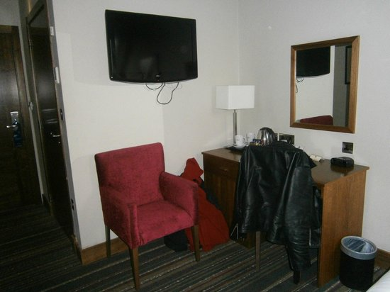 Best Western Palm Hotel: seating