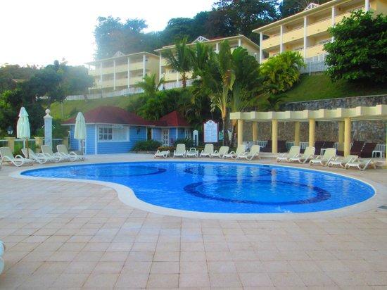 Grand Bahia Principe Cayacoa: Jacuzzi Pool