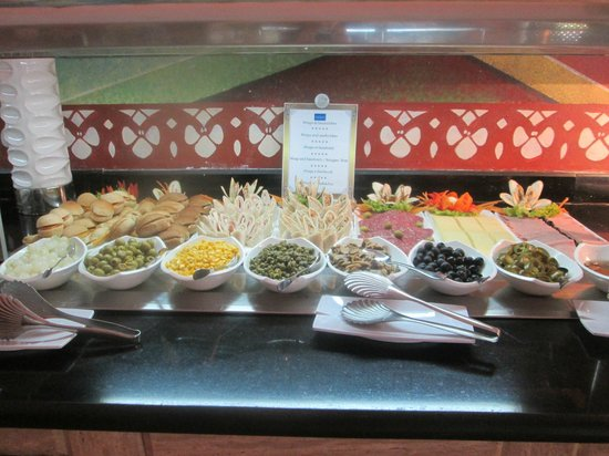 Grand Bahia Principe Cayacoa: Snack Bar