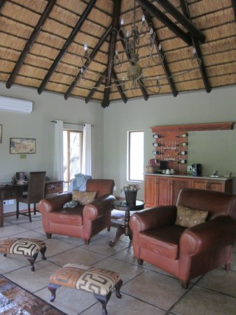 Arathusa Safari Lodge : Inside our room