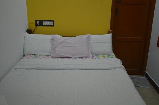 Hotel Coramandal Heritage: The single room