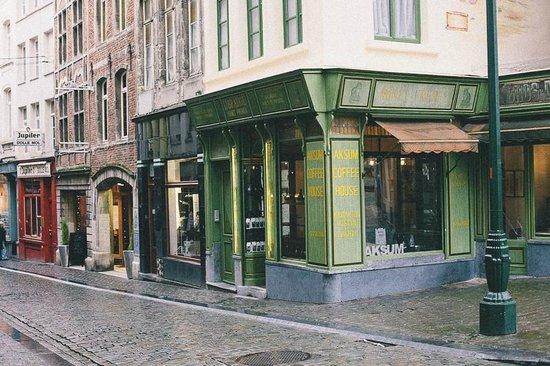Aksum Coffee House : Street view