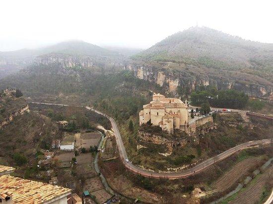 Hotel Leonor de Aquitania: Vistas desde la habitación
