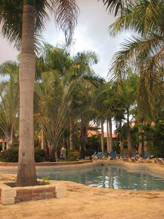 IFA Villas Bavaro Resort & Spa: One of the quieter pools on grounds