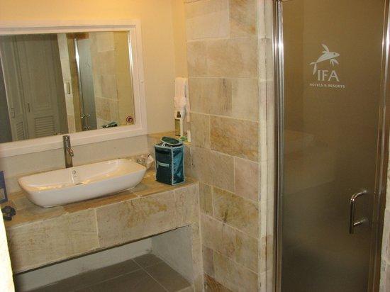 IFA Villas Bavaro Resort & Spa: Upgraded room