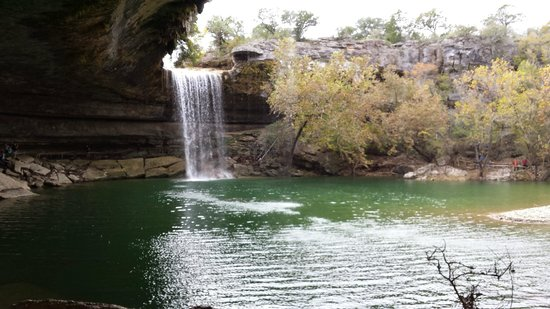 Dripping Springs, TX: View of the pool