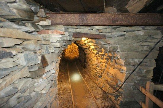 Honister Slate Mine : Entrance to the mine