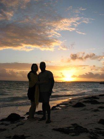 IFA Villas Bavaro Resort & Spa: Sunset at the IFA Beach