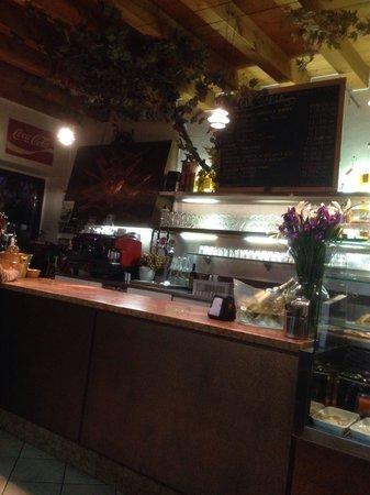 Osteria da Morandin: La zona bar