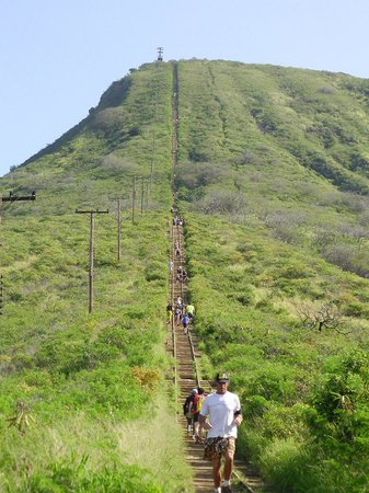 Koko Crater Trail: Near the beginning