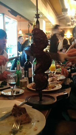 Rodizio Rico : that is an example