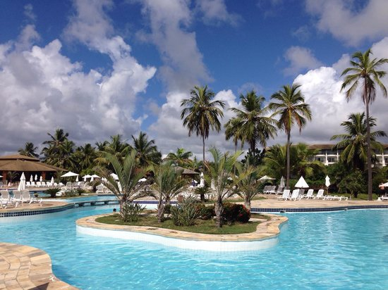 Sauipe Resorts: Piscina do hotel