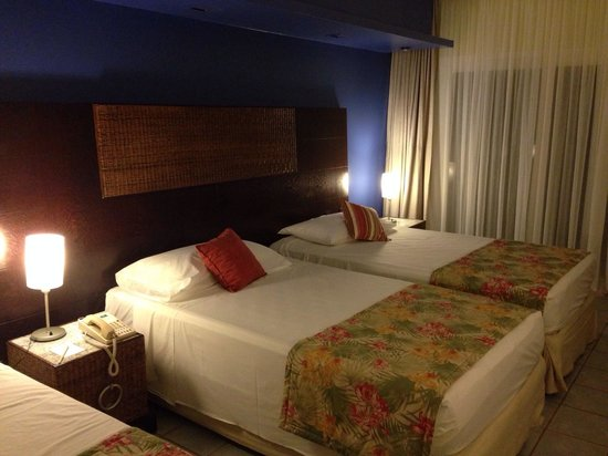 Sauipe Resorts: Quarto do hotel