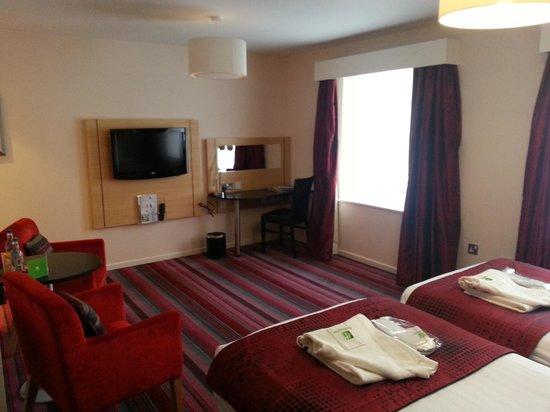 Holiday Inn Darlington A1 Scotch Corner: Our executive room.