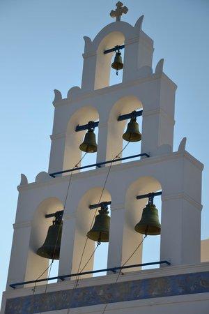 Maria's Place : Chiesa oia