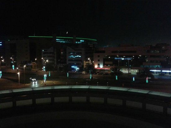Ramada Jumeirah : View from room window