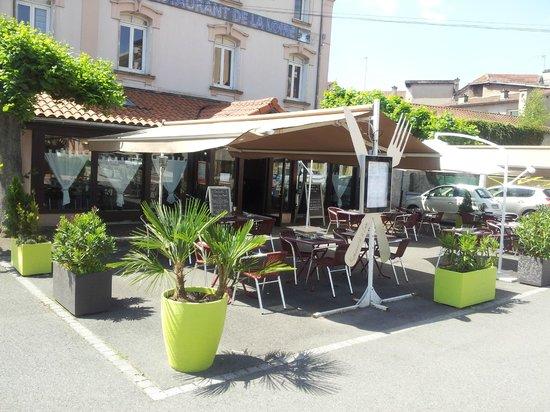 Restaurant Du Chateau Montrond Les Bains