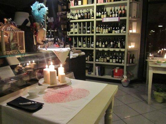 Έμπολι, Ιταλία: Cucina con Enoteca