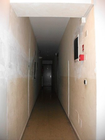 Hotel Nettuno: Pasillo