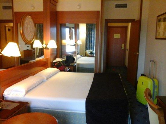 Hotel Bracos: Habitación