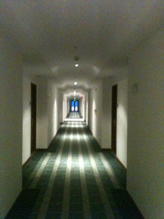 Hotel GHL Grand Villavicencio : Hall
