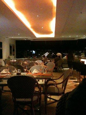 Hotel GHL Grand Villavicencio : Restaurante - linda vista