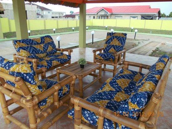Honey's Drive Restaurant and Bar : Honey's Drive, Accra
