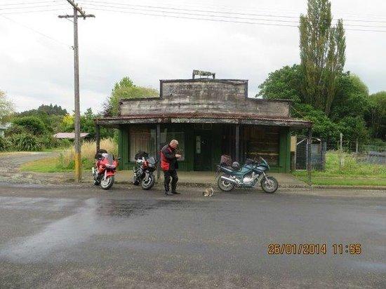 Chateau to Plateau Bike Ride: C to P 2014 Ohura