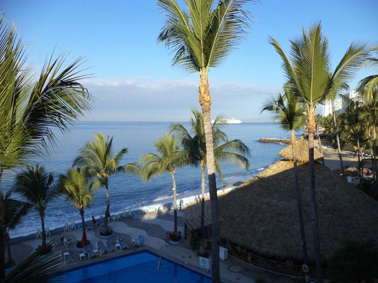 Las Palmas by the Sea: View from the room
