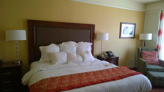 Renaissance Montgomery Hotel & Spa at the Convention Center: King Bed