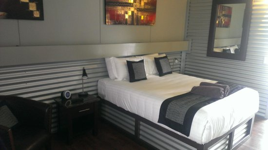 Morwell Motel: Interesting & comfortable