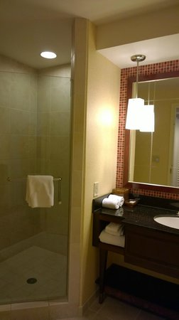 Renaissance Montgomery Hotel & Spa at the Convention Center: Bathroom