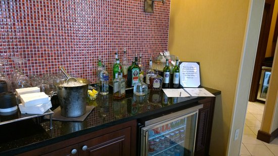 Renaissance Montgomery Hotel & Spa at the Convention Center: Hospitality Suite
