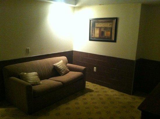 Best Western Regency House Hotel: Living Room