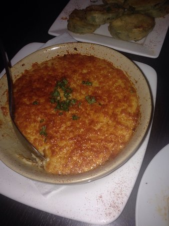 Archipelagos: Moussaka- a must have in this restaurant!