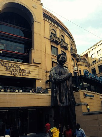 The Butcher Shop & Grill: Madiba