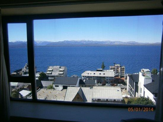 Panamericano Bariloche: VISTA AL LAGO
