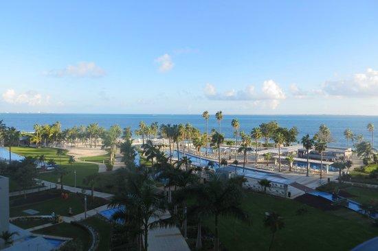 Hotel Riu Palace Peninsula: Vista desde la habitación