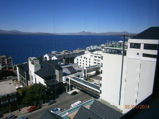 Panamericano Bariloche: VISTA DESDE LA HABITACION 1118