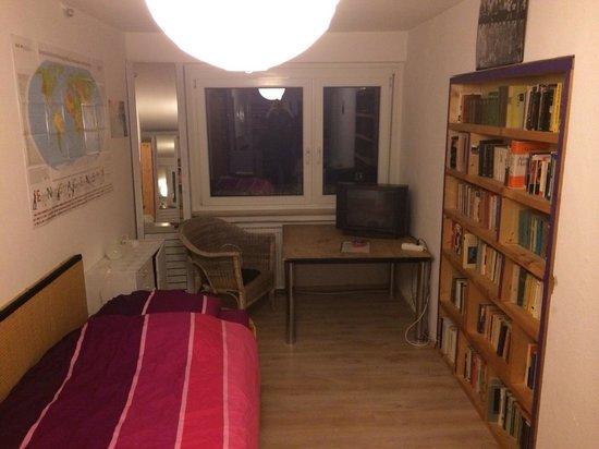 Vogesenblick Oetjens : Double room