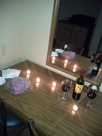 Extended Stay America - Greenville - Haywood Mall : Valentine's Day 2014