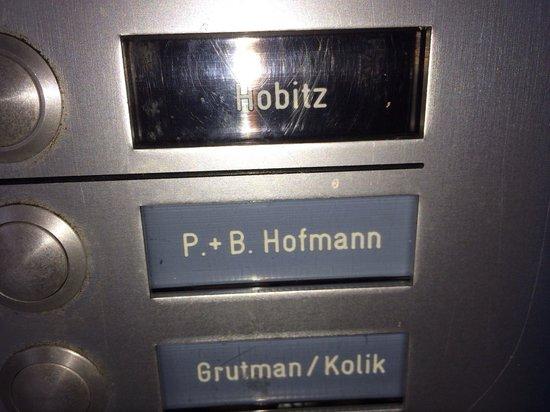 Vogesenblick Oetjens : Hotel bell (Hoffman)