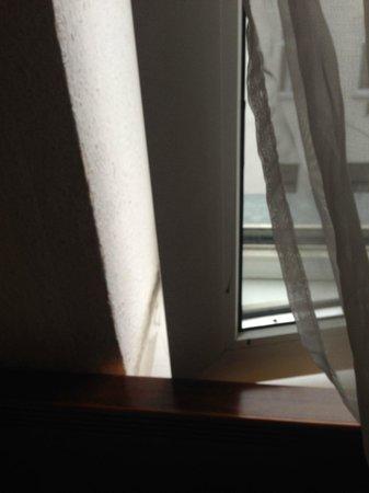 Novum Hotel Congress Wien am Hauptbahnhof: window