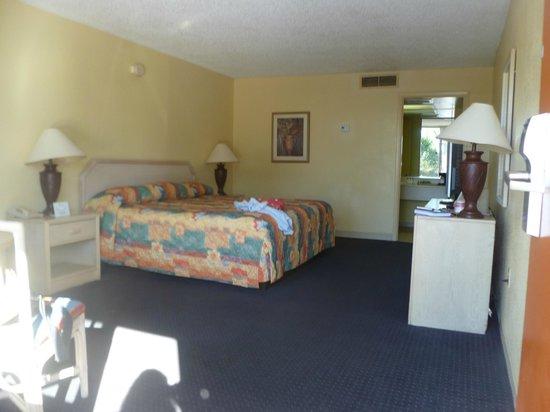 Ramada Kissimmee Gateway : habitacion